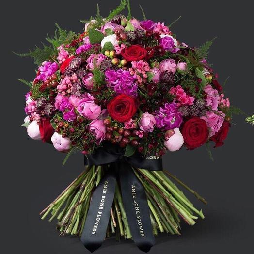 Богиня: букеты цветов на заказ Flowwow