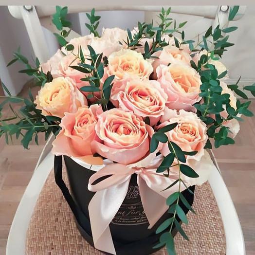 Бархатный сезон: букеты цветов на заказ Flowwow