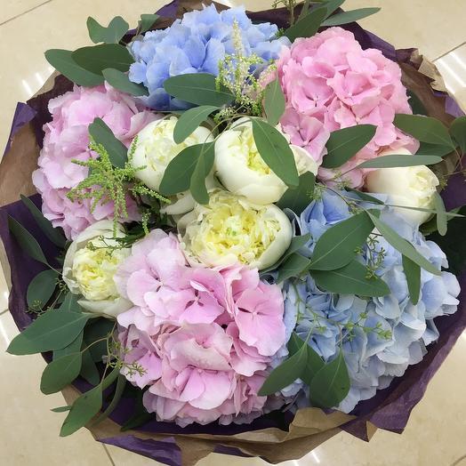 """""""Запах нежности"""": букеты цветов на заказ Flowwow"""