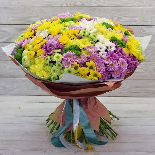 Букет Енисей: букеты цветов на заказ Flowwow
