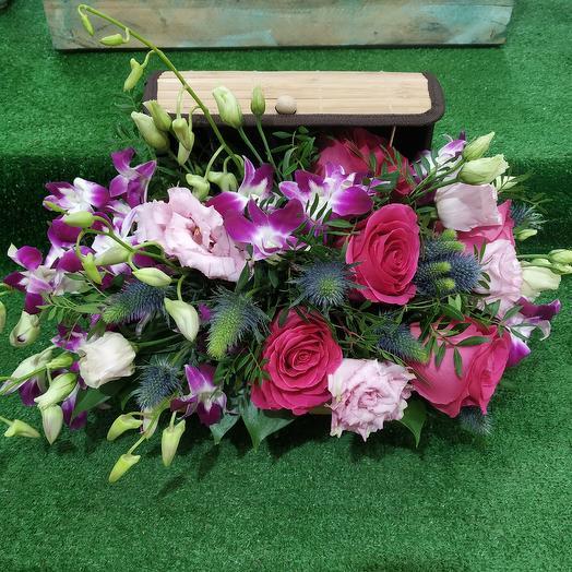 "Композиция ""Подари любовь"": букеты цветов на заказ Flowwow"