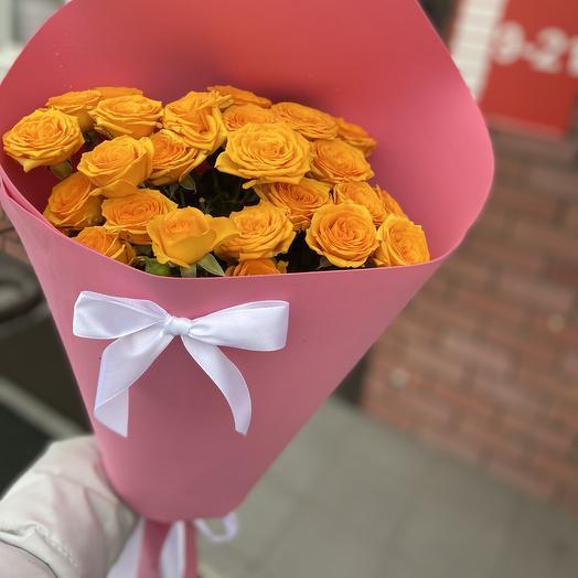 Солнечное настроение 🌞: букеты цветов на заказ Flowwow