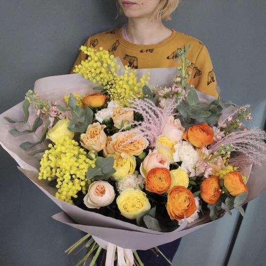 Лисий Нос: букеты цветов на заказ Flowwow