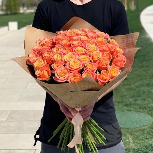 Очаровательная 51 роза