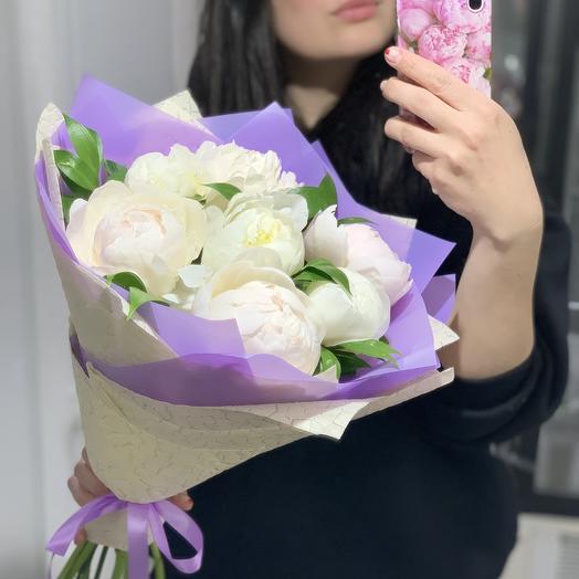 Селфи 10: букеты цветов на заказ Flowwow