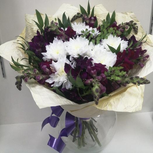 Ф.   АРОМАТ Лета: букеты цветов на заказ Flowwow