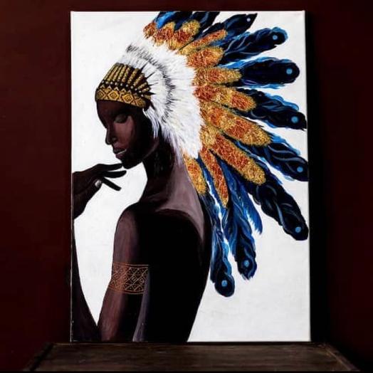 Картина «Инди»
