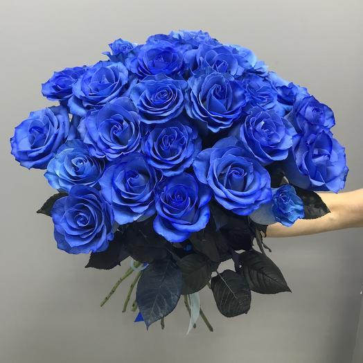 Color mood blue
