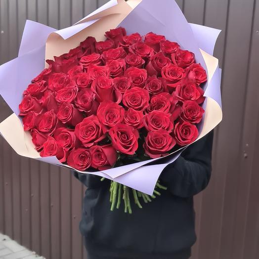 51 роза Эквадор