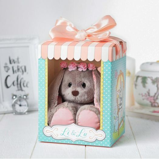 Soft toy Miss Li