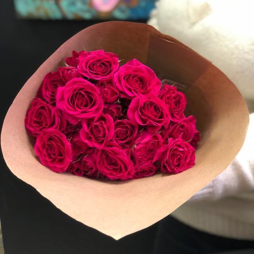 Фуксия кустовые розы