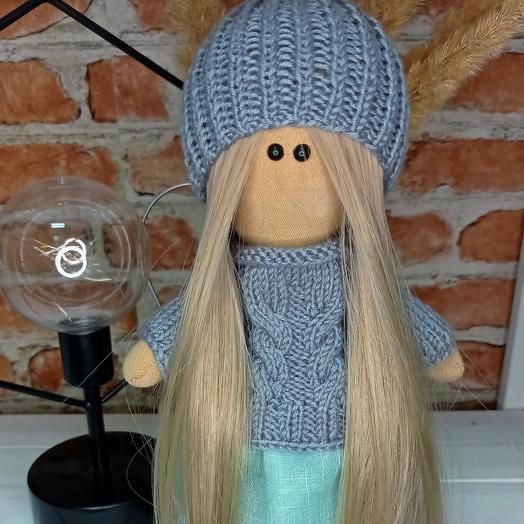 Кукла Мая(ручная работа)