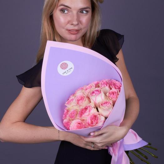19 роз Эсперанс премиум