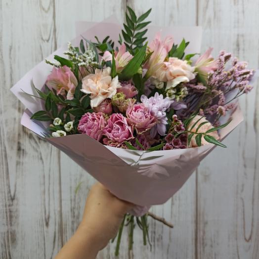 "Букет ""Аромат цветов"""