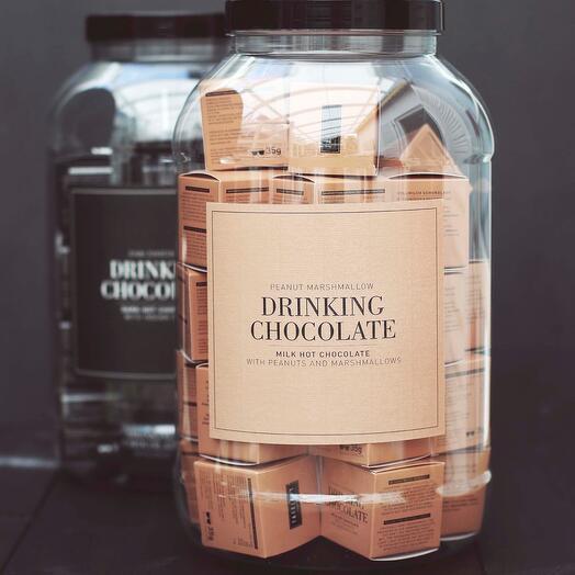 Горячий шоколад PEANUT MARSHMALLOW