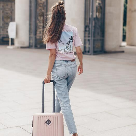 Чемодан на колесах Herschel Trade Carry On Ash Rose Carry-On Herschel 10601-01589-OS