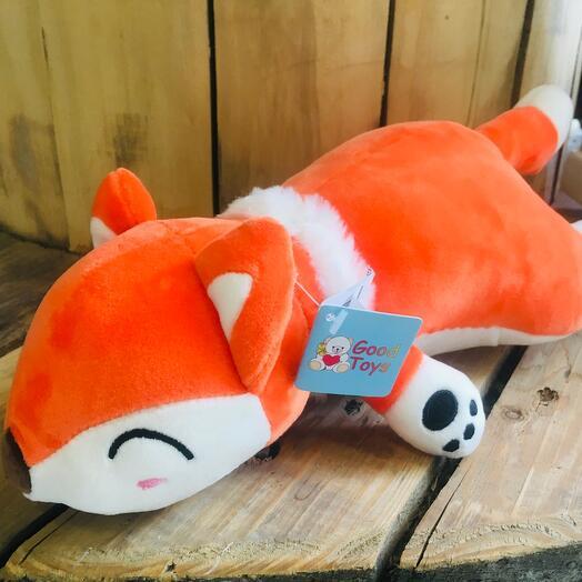 Лежачая лисичка