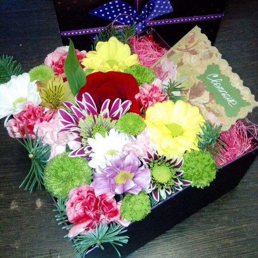 Гирлянда: букеты цветов на заказ Flowwow