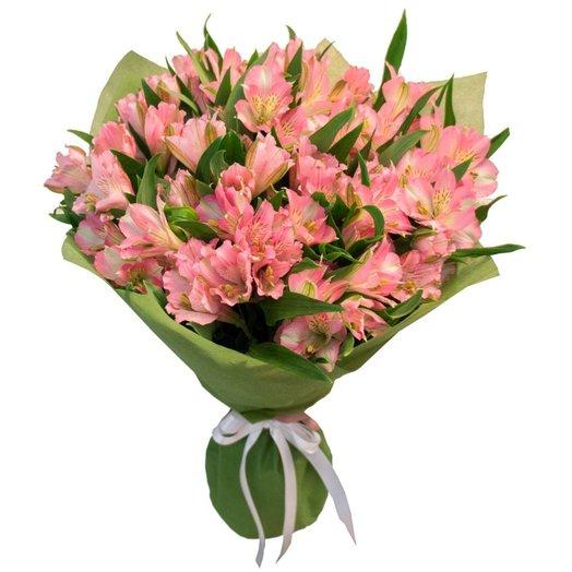 Букет из 13 альстромерий: букеты цветов на заказ Flowwow