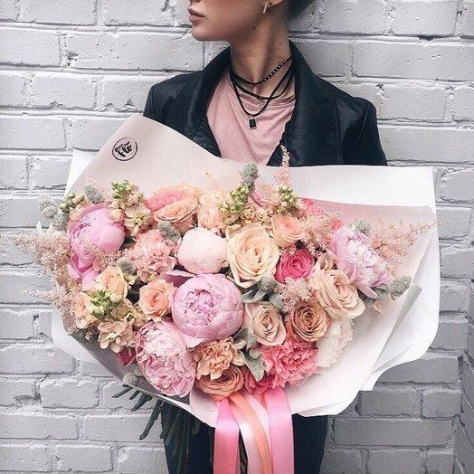 Bouquet 14: букеты цветов на заказ Flowwow