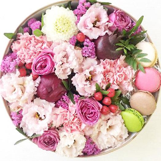 Сладкий сон: букеты цветов на заказ Flowwow