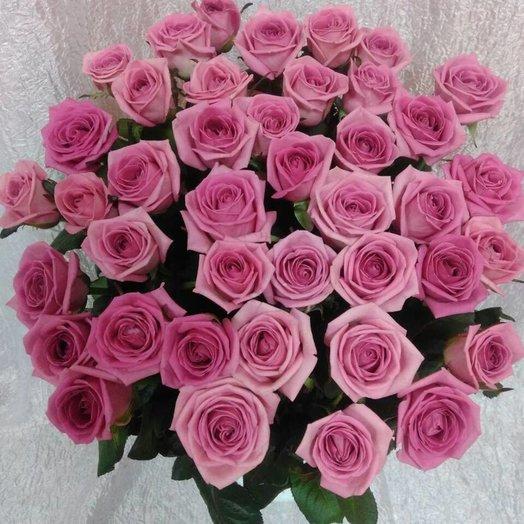 Роза Аква: букеты цветов на заказ Flowwow