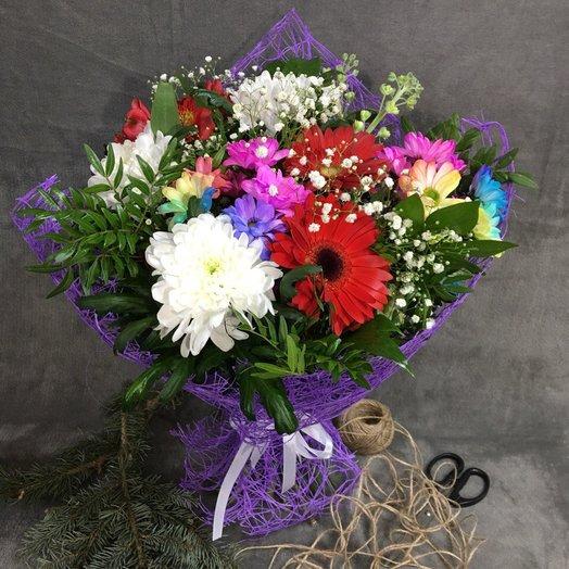 """Букет """" Воображение"""": букеты цветов на заказ Flowwow"""