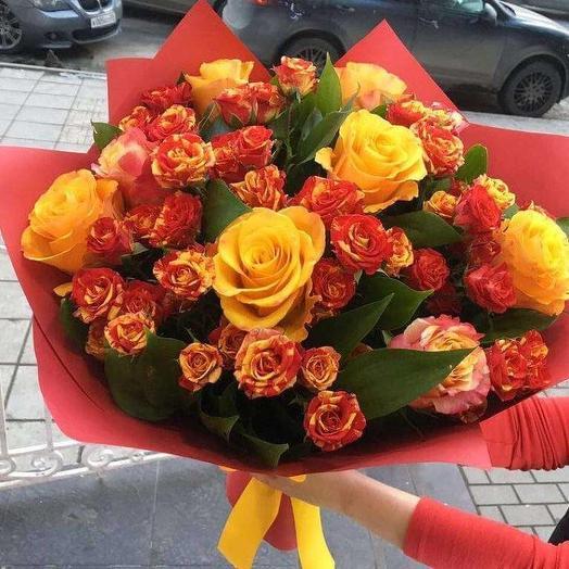 Чудесный: букеты цветов на заказ Flowwow
