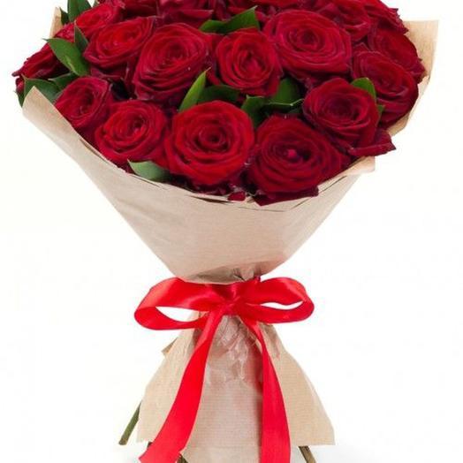 """Букет """"Огненный"""": букеты цветов на заказ Flowwow"""