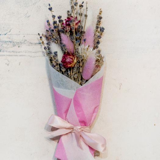 Маленький Романтишный: букеты цветов на заказ Flowwow