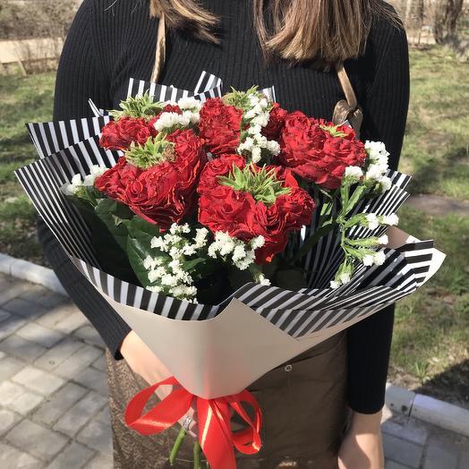 Острое чувство: букеты цветов на заказ Flowwow