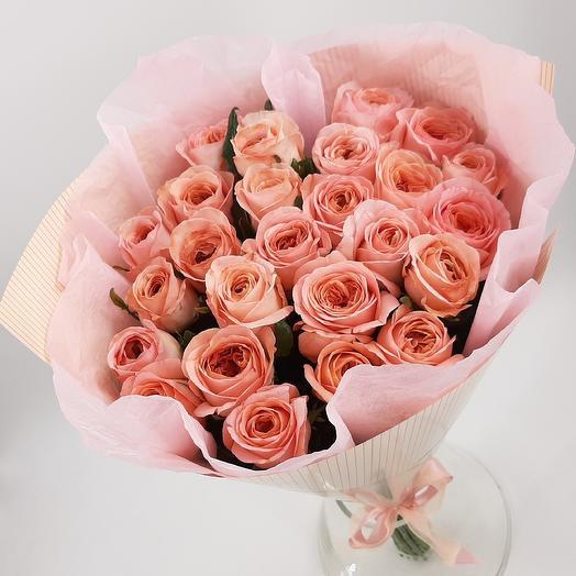 Романтическое свидание: букеты цветов на заказ Flowwow