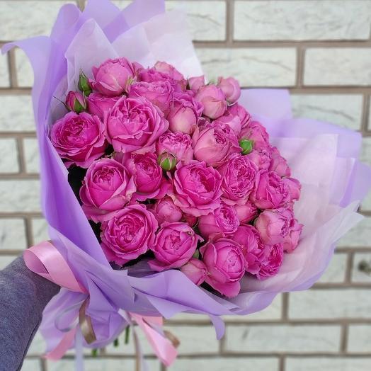 Мисти Баблс 💕: букеты цветов на заказ Flowwow