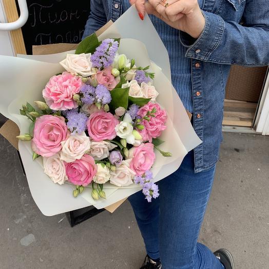 Летний букет🌼: букеты цветов на заказ Flowwow