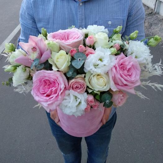 Сборная коробка дня: букеты цветов на заказ Flowwow