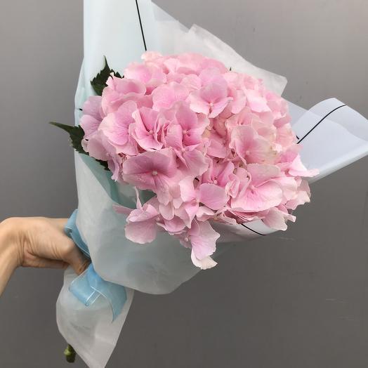 Розовое облако 💕: букеты цветов на заказ Flowwow