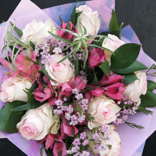 Безумие: букеты цветов на заказ Flowwow