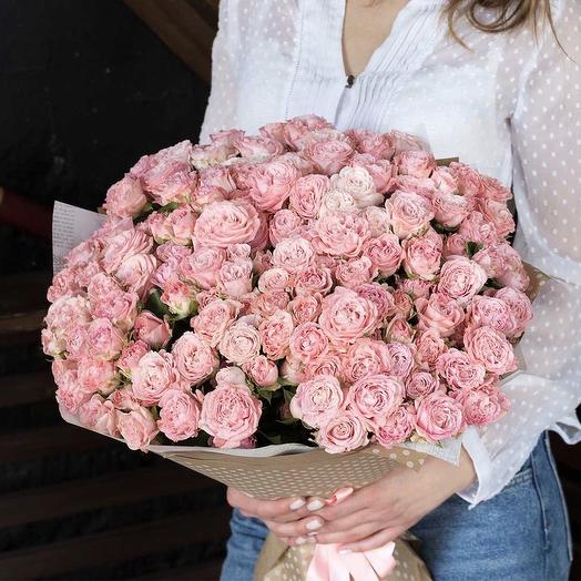 Для совершенной: букеты цветов на заказ Flowwow