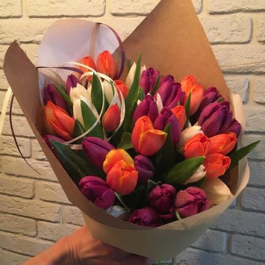 Сладкий вкус: букеты цветов на заказ Flowwow