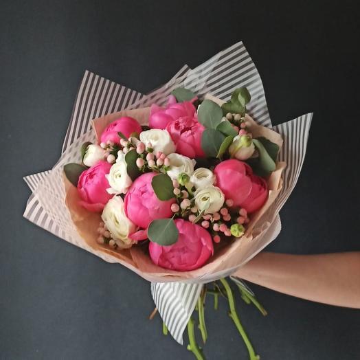 """Букет """"Милан"""": букеты цветов на заказ Flowwow"""