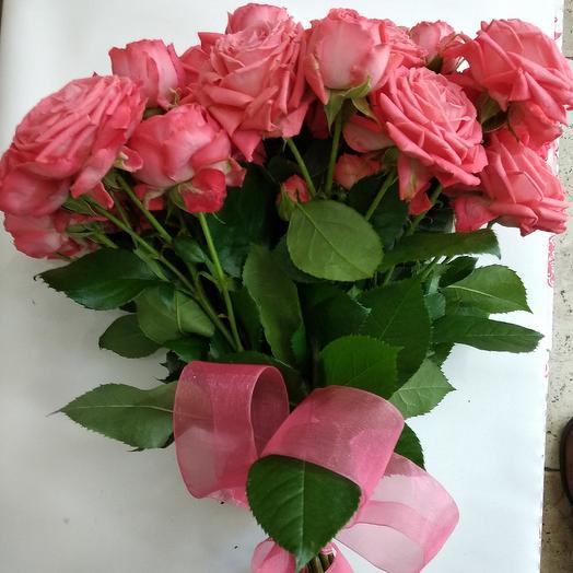 А.Анжелика: букеты цветов на заказ Flowwow