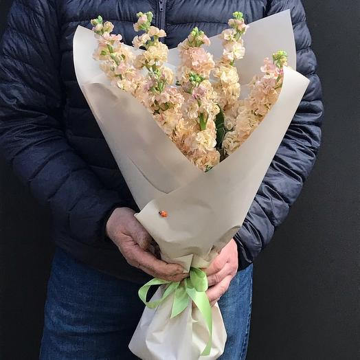 Сливочный бисквит: букеты цветов на заказ Flowwow