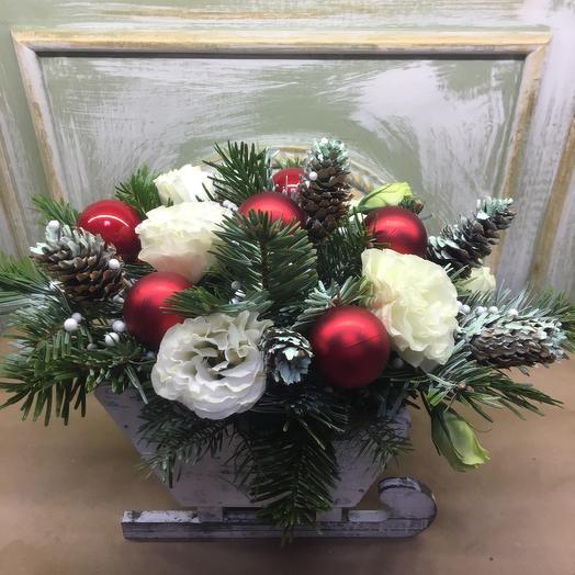 «Рожденственские сани»