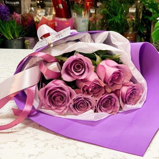 Букет роз «Летний день»