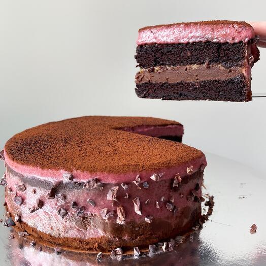 Веган тортик без глютена