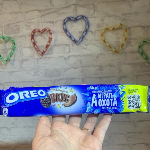 Печенье Oreo голоданий вкус
