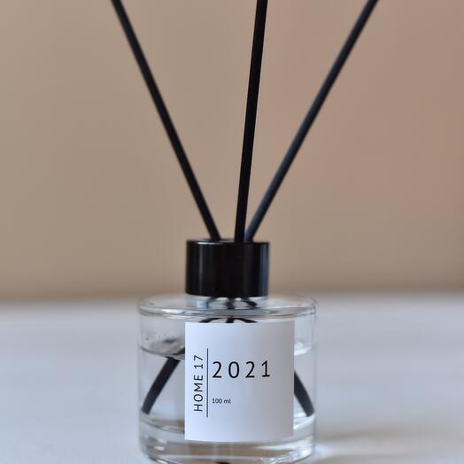 2021, ароматический диффузор, 100 мл