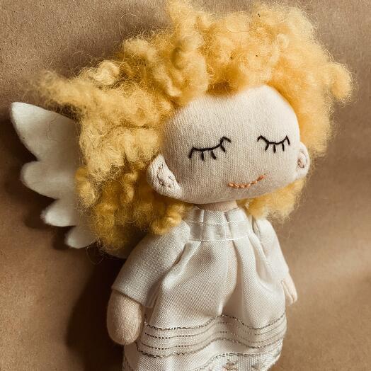 Ангел ручной работы
