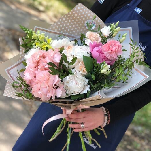 Bouquet of Grace