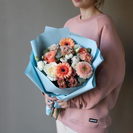 Яркий букет цветов «AMAZE»